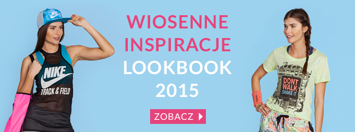 LOOKBOOK WIOSNA 2015