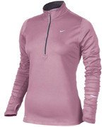 bluza do biegania damska NIKE ELEMENT HALF ZIP / 481320-577