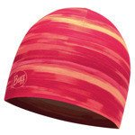 czapka do biegania BUFF COOLMAX 1 LAYER HAT BUFF AKIRA PINK / 113672.538.10