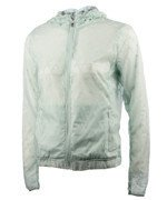 kurtka do biegania damska ADIDAS RUN TRANSPARENT JACKET / AP8437