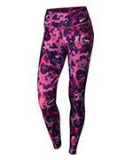 legginsy sportowe damskie NIKE POWER  TRAINING TIGHT / 880953-651