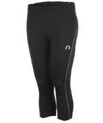 spodnie do biegania damskie 3/4 NEWLINE KNEE TIGHT / 80403-969