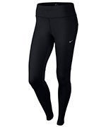 spodnie do biegania damskie NIKE DRI-FIT EPIC RUN TIGHT / 646212-010
