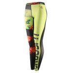 spodnie sportowe damskie REEBOK CROSSFIT COMPRESSION TIGHT ALLOVER PRINTED / AP9189