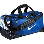 torba sportowa NIKE TEAM TRAINING MAX AIR MEDIUM DUFFEL midnight navy / BA4513-411