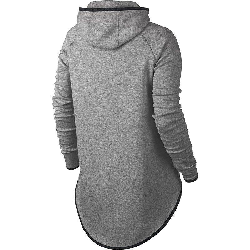 bluza sportowa damska nike tech fleece cape 669613 063. Black Bedroom Furniture Sets. Home Design Ideas