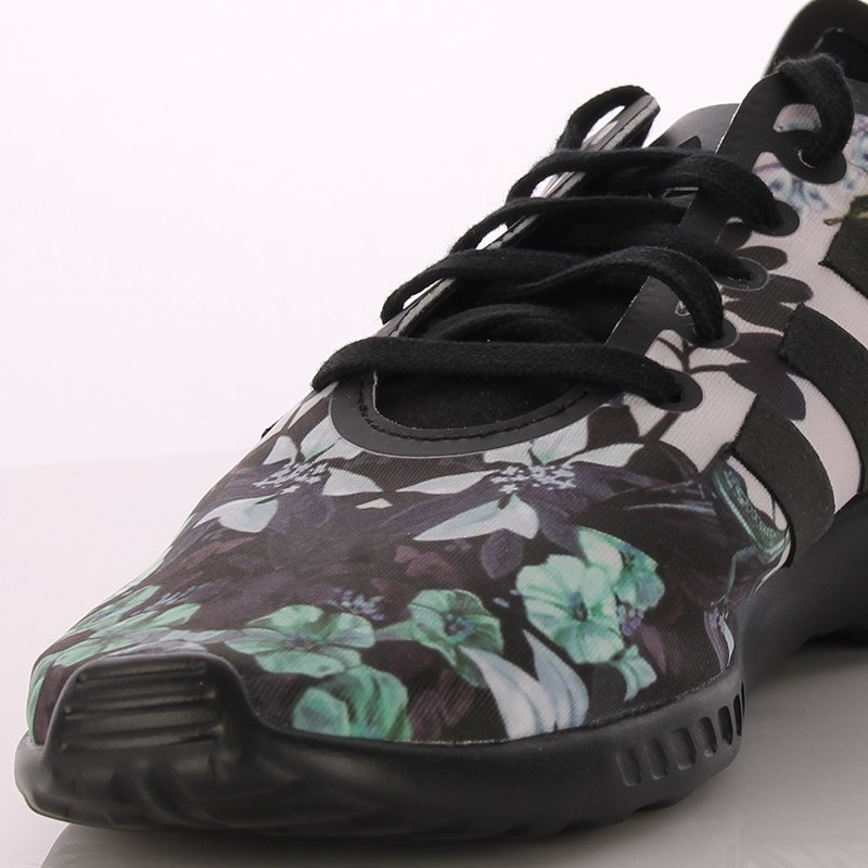 adidas originals Zx Flux Smooth Shoes Core Black/core White Free
