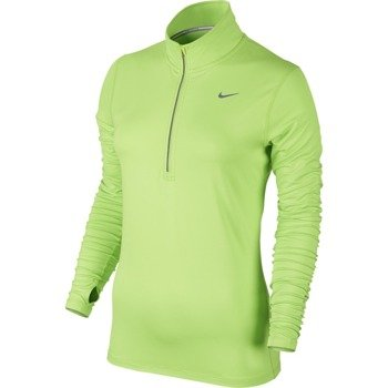 bluza do biegania damska NIKE ELEMENT HALF ZIP / 685910-342