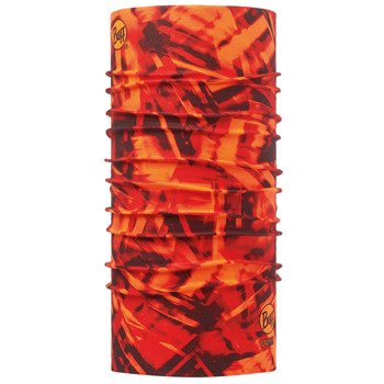 chusta do biegania BUFF HIGH UV PROTECTION BUFF NITRIC ORANGE FLUOR / 111431.211