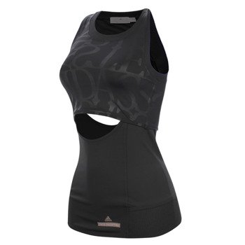 koszulka do biegania Stella McCartney ADIDAS RUN PERFORMANCE TANK / AA7405