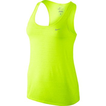 koszulka do biegania damska NIKE DRI FIT TOUCH BREEZE STRIPE TANK / 589030-702