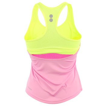koszulka do biegania damska REEBOK RUNNING ESSENTIALS LONG BRA TOP / AJ0433
