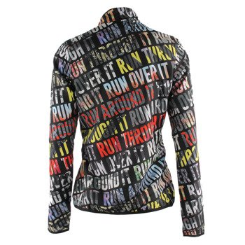 kurtka do biegania damska REEBOK RUNNING ESSENTIALS WEEKEND JACKET / S94345