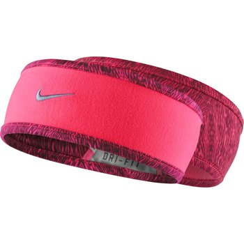 opaska do biegania damska dwustronna NIKE COLD WEATHER REVERSIBLE HEADBAND / 632273-646