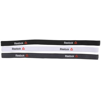 opaska sportowa damska REEBOK ONE SERIES TRAINING THIN HEADBAND x3 / AY0250