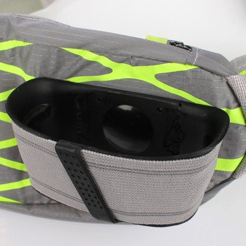 pas do biegania NIKE STORM 2-BOTTLE WAISTPACK / NRL30030 GR