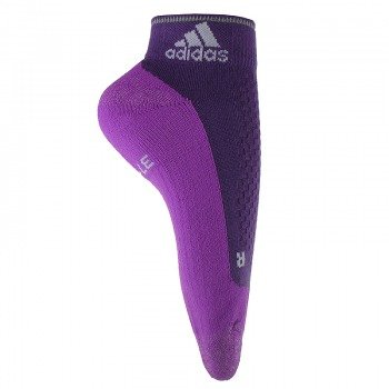 skarpety do biegania ADIDAS THIN CUSHIONED RUNNING ANKLE (1 para) / X18149