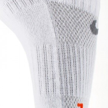 skarpety sportowe NIKE DRI-FIT COTTON NO-SHOW SOCKS (3 pary) / SX4100-101