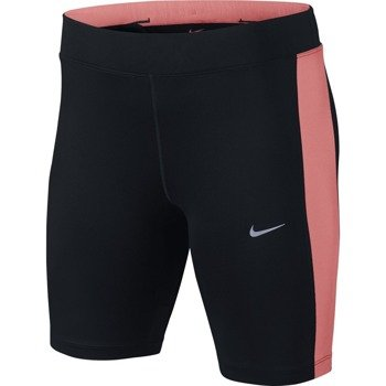"spodenki do biegania damskie NIKE DRI-FIT ESSENTIAL 8"" SHORT / 645591-014"