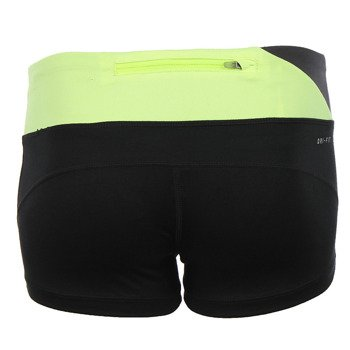 spodenki do biegania damskie NIKE EPIC RUN BOY SHORT / 551652-013