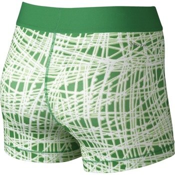 "spodenki termoaktywne damskie NIKE PRO COOL 3"" SHORT TRACER / 725455-342"