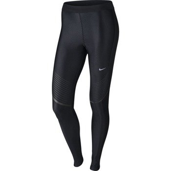 spodnie do biegania damskie NIKE POWER SPEED TIGHT / 719784-010