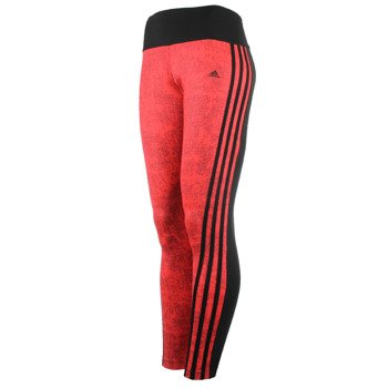 spodnie sportowe damskie ADIDAS ESSENTIALS 3-STRIPES TIGHT ALLOVER PRINTED / AZ9482