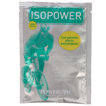 suplement POWERGYM ISOPOWER limonka