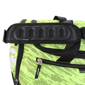 torba sportowa NIKE TEAM TRAIN MAX AIR MEDIUM DUFFEL GRAPHIC / BA4514-710