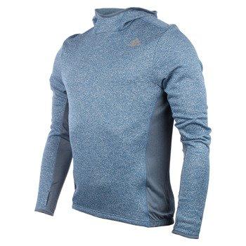 bluza do biegania męska ADIDAS AKTIV HOODIE AX5884