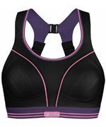 biustonosz do biegania SHOCK ABSORBER ULTIMATE RUN BRA / S5044 00T