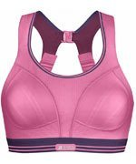 biustonosz do biegania SHOCK ABSORBER ULTIMATE RUN BRA / S5044 06G