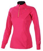 bluza do biegania damska MIZUNO WARMALITE TOP / 77MF35064