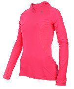 bluza do biegania damska PUMA RUNNING HOODED TOP / 515068-03