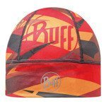 czapka do biegania BUFF XDCS TECH HAT BUFF UTOPIA ORANGE / 111214.204.10