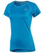 koszulka do biegania damska ADIDAS SEQUENCIALS CC RUN SHORT SLEEVE TEE / D85808