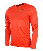koszulka do biegania męska NIKE ZONAL COOLING RELAY TOP LONG SLEEVE / 833585-852