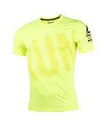 koszulka do biegania męska REEBOK ONE SERIES RUNNING SHORT SLEEVE ACTIVCHILL TEE / BK7323