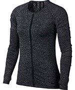 8a6cff028755df koszulka termoaktywna damska NIKE PRO HYPER COOL LONG SLEEVE TOP /  889631-010