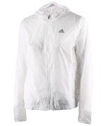 kurtka do biegania damska ADIDAS RUN TRANSPARENT JACKET / AP8439