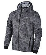 kurtka do biegania damska NIKE SHIELD RUNNING JACKET / 799857-010