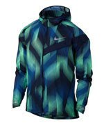 kurtka do biegania męska NIKE IMPOSSIBLY LIGHT JACKET PRINT / 833547-429