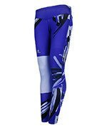 legginsy do biegania damskie SALOMON ELEVATE LONG TIGHT / 39254300