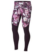 legginsy sportowe damskie NIKE POWER  LEGEND TIGHT / 861424-652