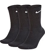 skarpety sportowe NIKE COTTON CUSHION CREW (3 pary) / SX7664-010