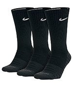 skarpety sportowe NIKE  COTTON EVERYDAY DRY CUSHION CREW (3 pary) / SX5547-010