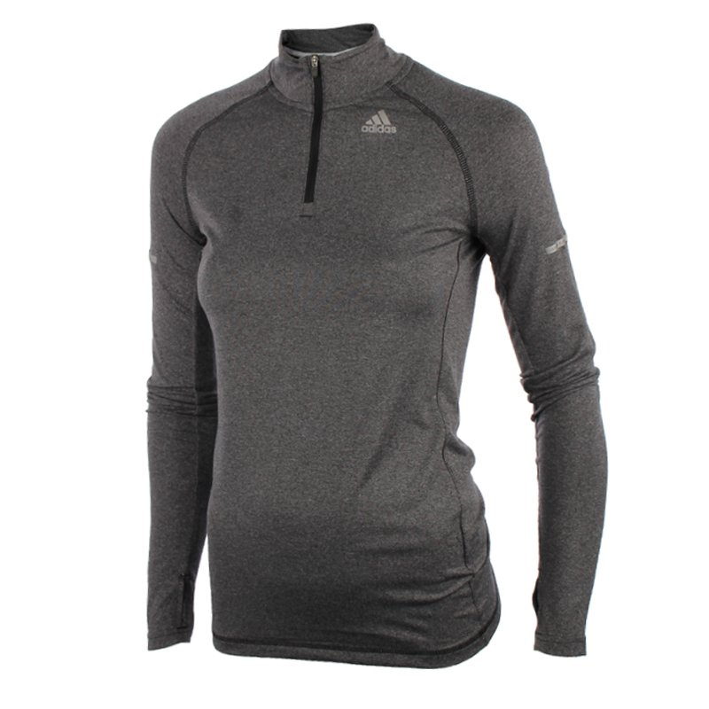 buty sportowe różne kolory najbardziej popularny bluza do biegania damska ADIDAS SEQUENCIALS RUN HALF ZIP ...