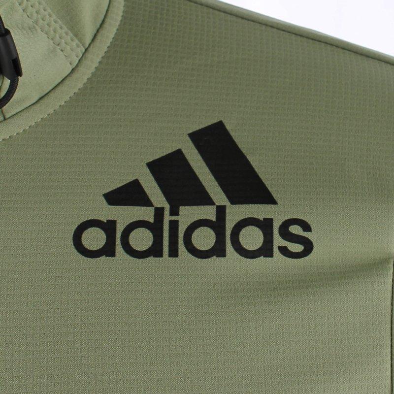 bluza do biegania męska ADIDAS WORKOUT FULL ZIP HOODY AZ1289
