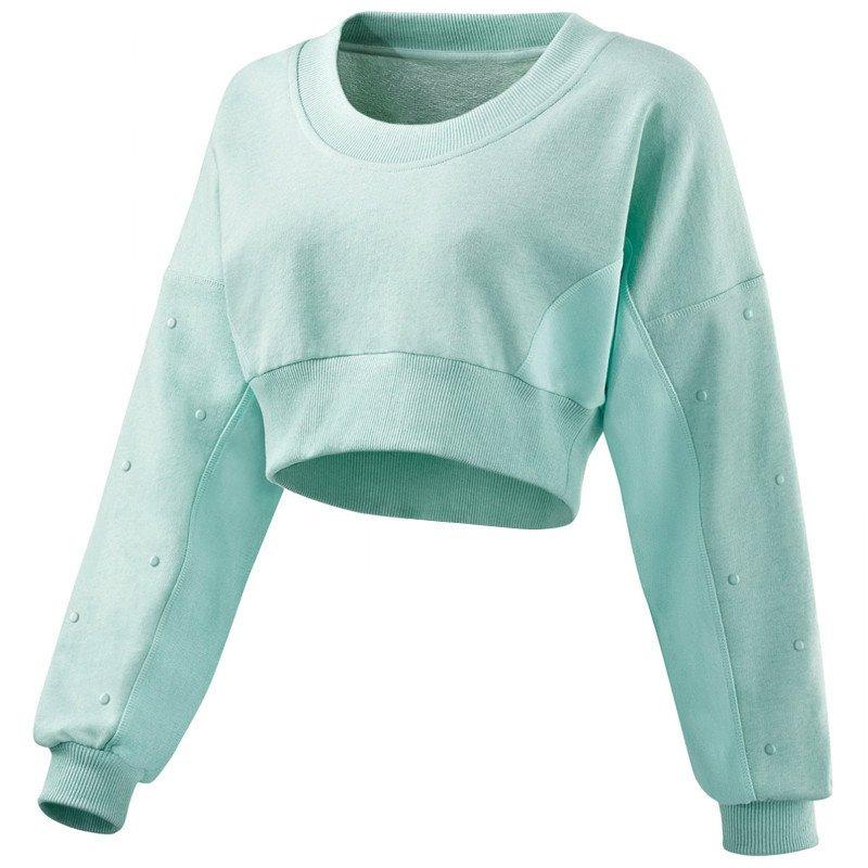 ff15248d215c ... bluza sportowa Stella McCartney ADIDAS YOGA SWEATSHIRT   F49220 ...