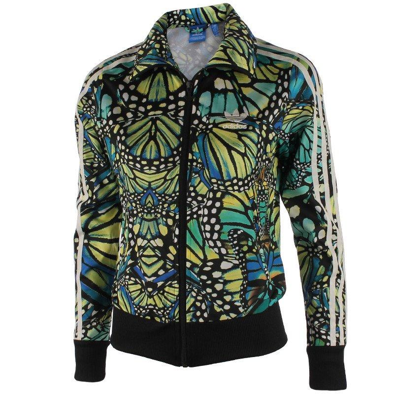 gorące produkty 50% ceny wyprzedaż w sklepie wyprzedażowym bluza sportowa damska ADIDAS FIREBIRD / M30454 26565 ...